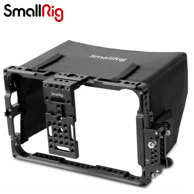 SmallRig Monitor Cage with Sunhood for ATOMOS Shogun Inferno Ninja Inferno Flame