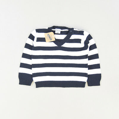 Jersey color Azul marca Newness 12 Meses