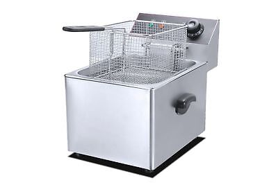 New Commercial Electric Deep Fryer 11 L