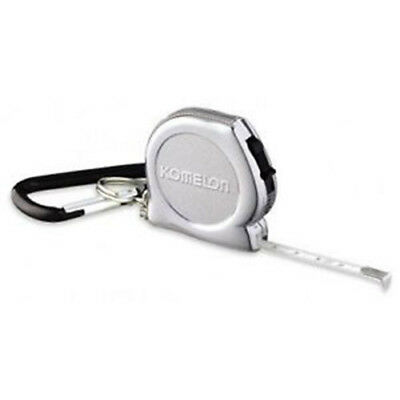 Komelon Keyring Mini Tape Measure & Carabiner 3M Corporate Promo Gift Diy Gift