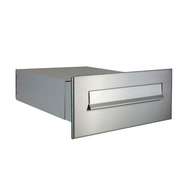 Stainless Steel Telescopic Through The Wall Letterbox D-041