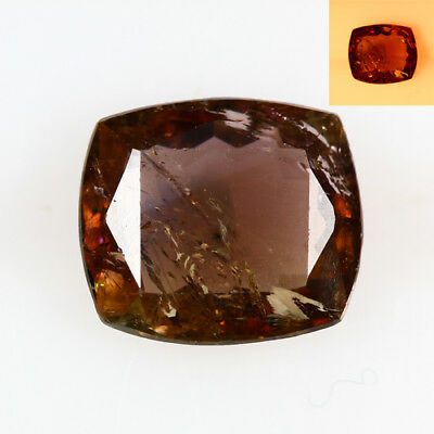 1.215 Ct  Earth Mined Unique Dazzling 100% Natural Dancing' Color Change Axinite