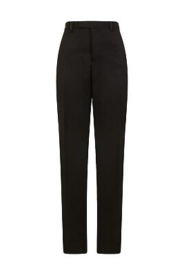 Ex M&S Mens Tailored Suit Trousers Flat Front Formal Office Work Marks & Spencer
