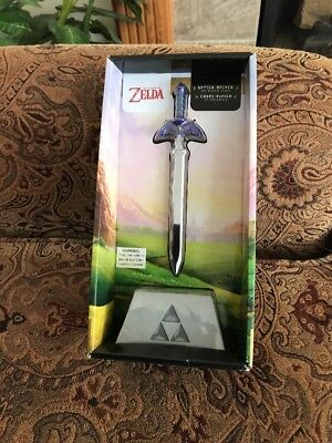 Legend of Zelda - Master Sword Letter Opener - NIB!
