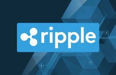 100 Ripple (XRP) Coin -Digital currency-CryptoCurrency