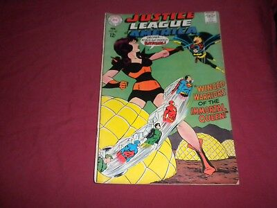 Justice League of America #60 dc 1968 silver age 3.0/gd/vg comic! Lots of JLA up