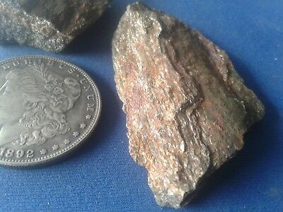 Gold/Silver Ore From THE BLACK HILLS, SOUTH DAKOTA - FREE SHIPPING
