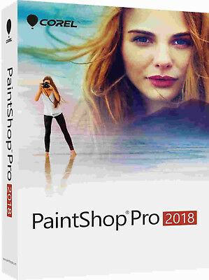 Corel PaintShop Pro 2018 - Download Sofortlieferung - deutsch