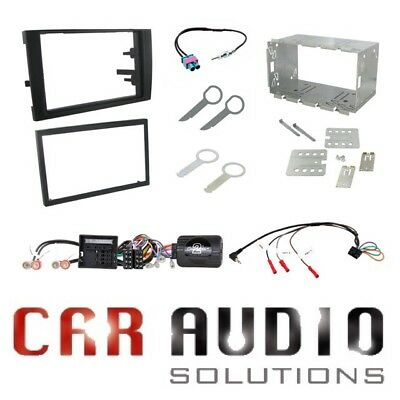 Connects2 CTKAU04 Audi A4 B7 2007-2009 Double Din Car Stereo Fitting Kit