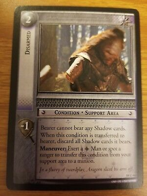 Lord of the Rings TCG Treachery and Deceit 18U108 Golden Perch Ale CCG LOTR