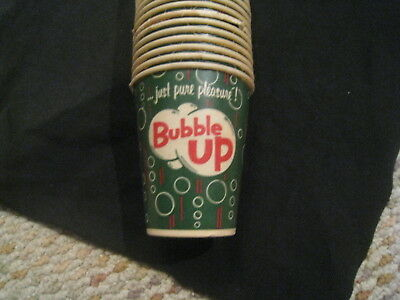 """200 Bubble-Up Dixie Cups w/Vortec #1204 Dispenser w/mounting Bracket  19"""" Tall"""