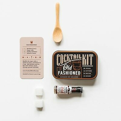 Cocktail Kits 2 Go ~ Old Fashioned