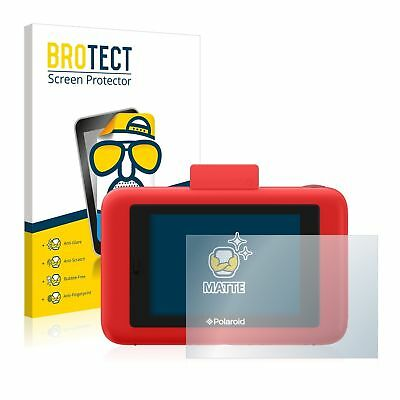 Polaroid Snap Touch, 2 x BROTECT® Matte Screen Protector, anti-glare hard-coated