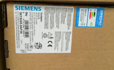 1 PC New Siemens 3RT5055-6AP36 In Box