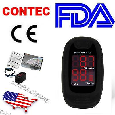 Finger Pulse Oximeter Portable FDA Digital Blood Oxygen,Pulse Sensor meter,USA