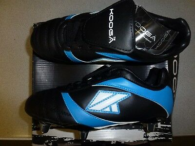Kooga Neuvo Junior CS-4 LCST Rugby Boot Size 5