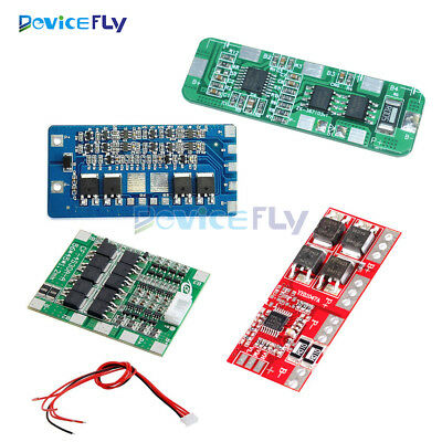 4/5/15/20/30A 14.8/16.8V 4S Li-ion Lithium 18650Battery Charger Protection Board