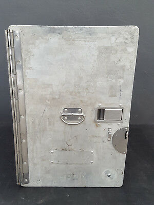 Meal-Container, Standard Unit Box,Flugzeugtrolley Halfsize Airlinetrolley ATLAS