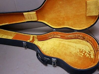 1971 GIBSON EB 3 SLOTTED HEADSTOCK BASS CASE - made in USA