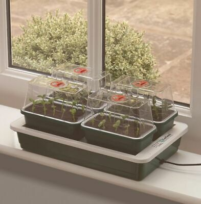 Garland Fab 4 Electric Propagator Green-G125