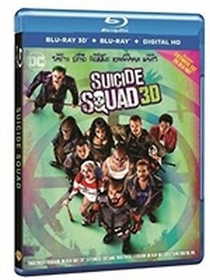 Suicide Squad - Extended Cut (Blu-Ray 3D + 2 Blu-Ray Disc)