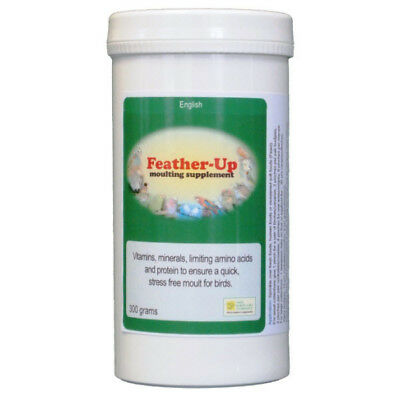 50g Feather Up, The BirdCare Company, Bird Supplement, Pet Bird, Parrots.