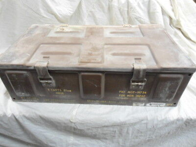 81MM Mortar/Ammo Can (USED)