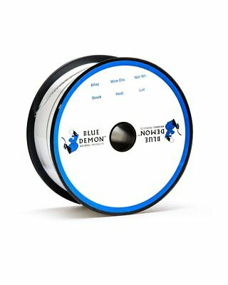 ;Aluminum Welding Wire Stainless Steel Cored Mig .035 Dia Gasless Spool