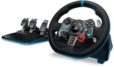 Logitech Driving Force G29 (941-000110) PlayStation 3, 4 and PC, refurbished