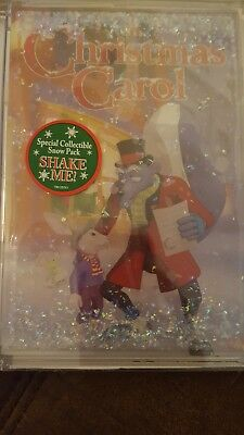 A Christmas Carol Special Collectible Snow Pack Dvd ~ New Sealed