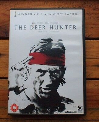 The deer hunter used dvd region 2 in good condition