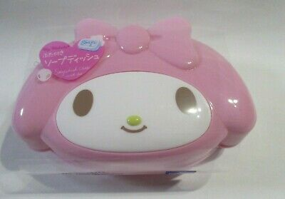 JAPANESE SANRIO MY MELODY Soapdish Case White KAWAII From JAPAN