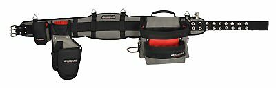 C.K Magma Builders Tool Belt Set With Tool Pouch & Drill Holster MA2714A CK
