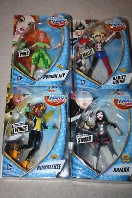 DC Comics Super Hero Girls™ Figure With Accessory By Mattel NEW