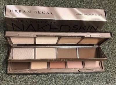 Urban Decay Naked Skin Shapeshifter Contour Colour Correct Highlight Palette Uk