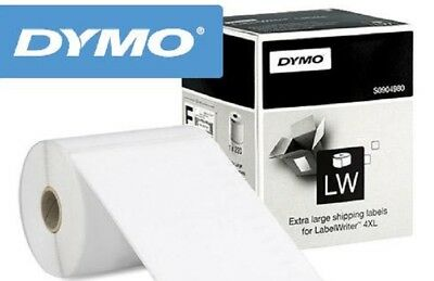 5 x Dymo SD0904980 Extra Large 4XL Shipping Label 104mm x 159mm  220 Labels