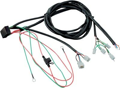 Show Chrome Electronically Isolated Trailer Wire Harness 52-814