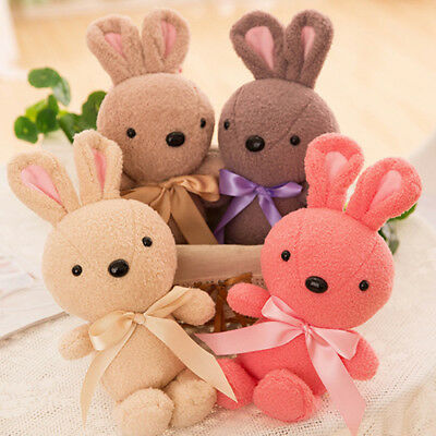 New Baby Rattle Mobiles Rabbit Plush Baby Toy Doll Soft Bed Appease Toys Gift