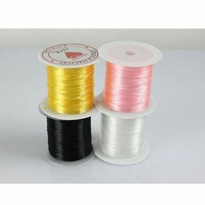 Shock (1ROLL) Craft Stretchy Strong Thread Beading Cord String Wire Crystal
