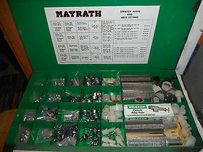 SALE!MAYRATH Industrial Farm Equip Hydraulics RepairService Parts/Valves Filters