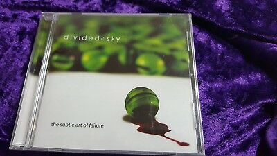 THE SUBTLE ART OF FAILURE by DIVIDED SKY - the NEW CD ALBUM - 14 TRACKS, 2006 !!