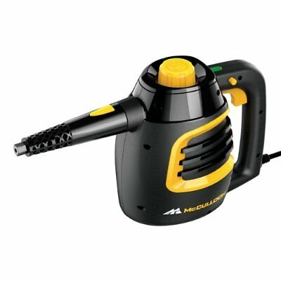 McCulloch MC1230 Handheld Steam Cleaner top quality