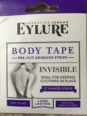 a92bb2b980a EYLURE BODY TAPE Adhesive Stripes To Hold Clothes,Fashion Clothing ...