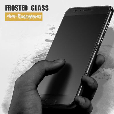 Matte Anti-Glare Frosted Tempered Glass Screen Protector for Huawei Mate Honor P