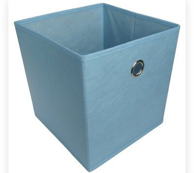 Collapsible Storage Bin Cubes Fabric Drawers 11 X 10.5 X 10.5 Inches