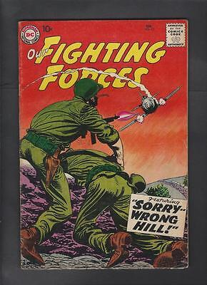 Our Fighting Forces 42 VG+ 4.5 Hi-Res Scans