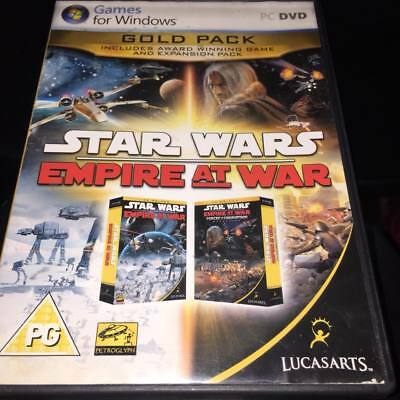 STAR WARS EMPIRE AT WAR GOLD PACK for Pc Game