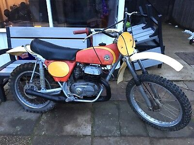BULTACO PURSANG 250 or 350? SPARES OR REPAIRS BARN FIND RESTORATION PROJECT