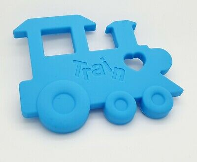 Personalised Silicone Baby Teething Toy / Shower / Christening Gift