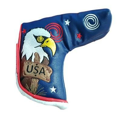 Odyssey Standard Putter Cover - Usa 2015 - Brand New - Value Plus!!